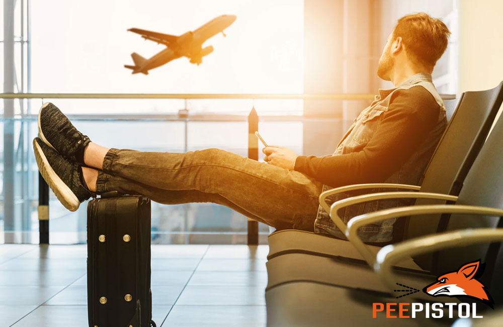 Holiday Travel Safety with Pee Pistol